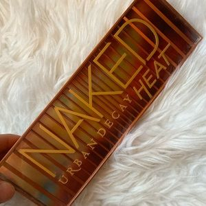Naked heat by urban decay.